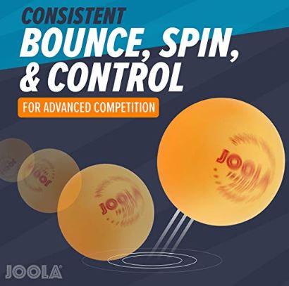 JOOLA Ping Pong Balls
