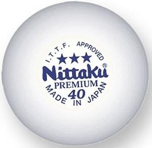 Nittaku Premium 40+